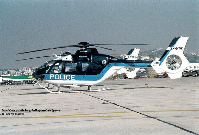 Δεν πετάνε τα ελικόπτερα αστυνομίας και πυροσβεστικής   Newsit.gr
