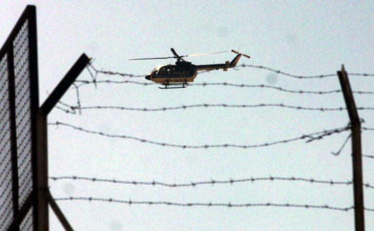Έκοψαν τα κάγκελα του Κορυδαλλού – Περίμεναν τη Ρούπα με το ελικόπτερο για να αποδράσουν! | Newsit.gr
