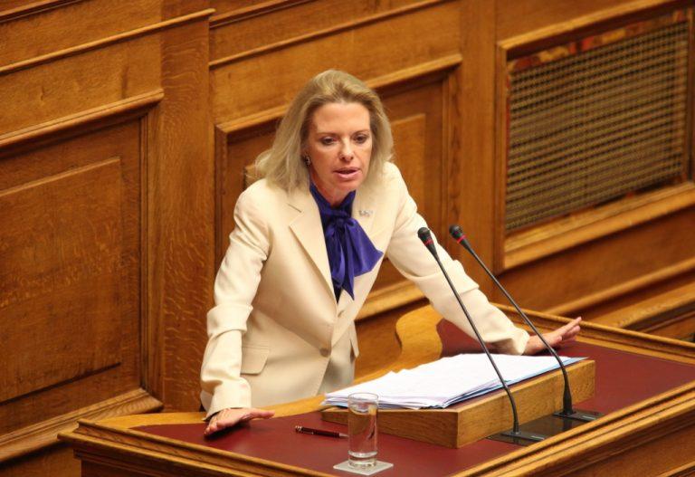 Η Βόζενμπεργκ θέλει να επιστρέψει στη ΝΔ | Newsit.gr