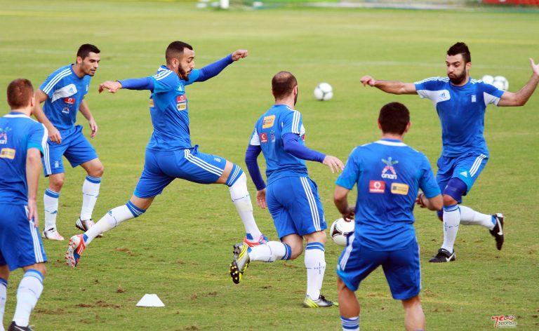 Νίκη με Βοσνία και… ετοιμάζεται για Βραζιλία (21.45) | Newsit.gr