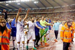 Βέλγιο – Ελλάδα: «Όρθια» στις Βρυξέλλες! «Άγγιξε» τη νίκη, «απέδρασε» με ισοπαλία η εθνική