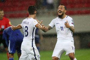 Ελλάδα Vs Κύπρος 2-0 ΤΕΛΙΚΟ- Προκριματικά Μουντιάλ 2018: Ελληνικοί… κεραυνοί