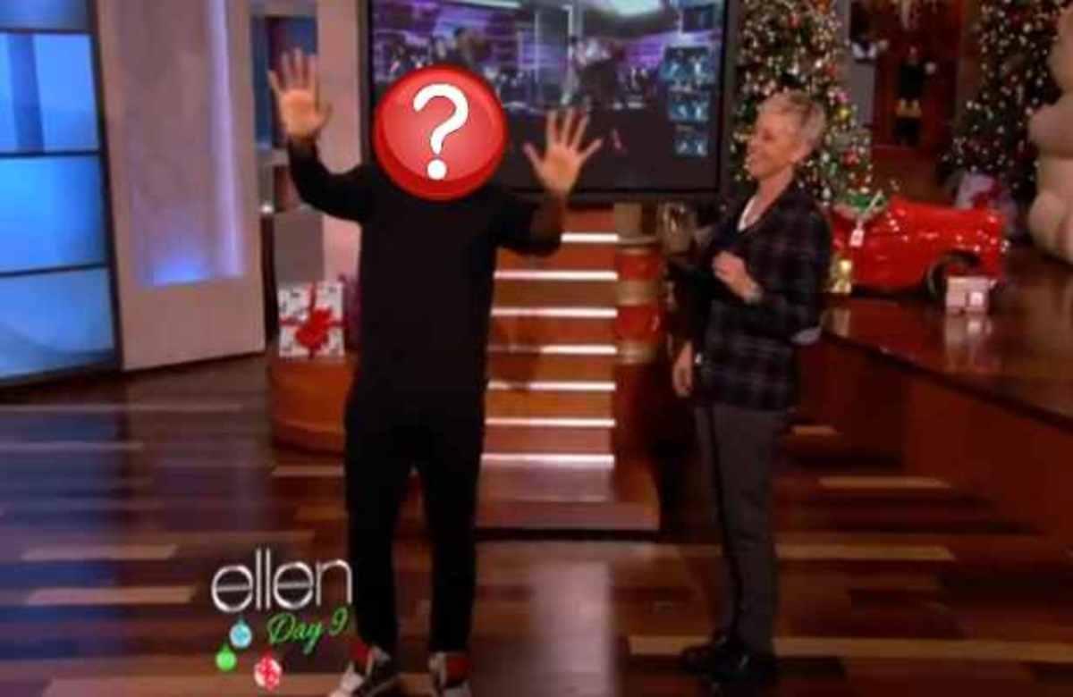 Ποιός super star έκανε την Ellen DeGeneris να χορέψει στον αέρα της εκπομπής της; | Newsit.gr