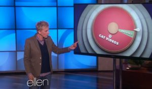 H Ellen DeGeneres μιλά για το «Μπρούσκο»!