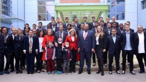 Μαρινάκης και Ολυμπιακός στο Ίδρυμα Ελπίδα!
