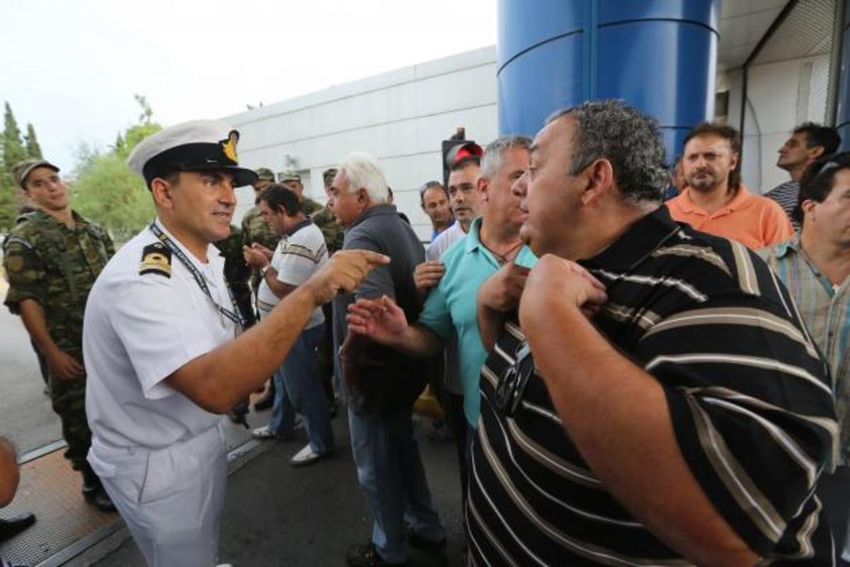 «Στ΄άρματα» το ΥΕΘΑ! Οι εργαζόμενοι στον Σκαραμαγκά, ξανάρχονται! | Newsit.gr