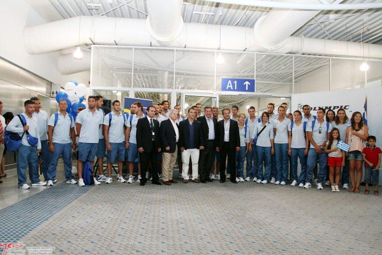 ΕΟΕ προς αθλητές: Κλειστά τα στόματα | Newsit.gr
