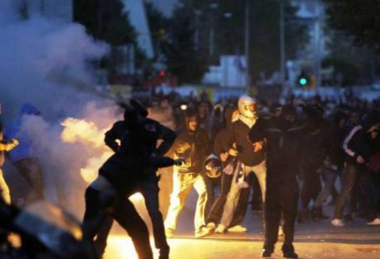 ΠΑΟΚ – Σάλκε: Επεισόδια Γερμανών οπαδών στη Θεσσαλονίκη | Newsit.gr