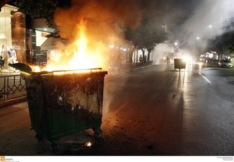 Επεισόδια μεταξύ οπαδών στην Λ. Αλεξάνδρας | Newsit.gr