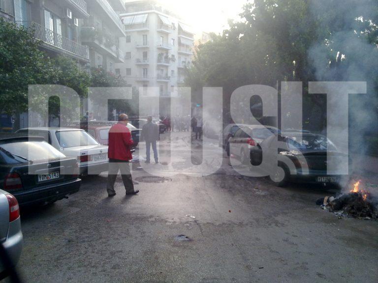 «Πόλεμος» στην Αλεξάνδρας – Επίθεση οπαδών του Παναθηναϊκού στο «δωματιάκι» | Newsit.gr