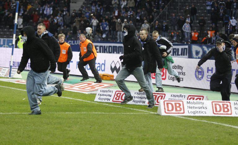 Η Χέρτα τιμώρησε 23 οπαδούς της με 3ετή αποκλεισμό! | Newsit.gr