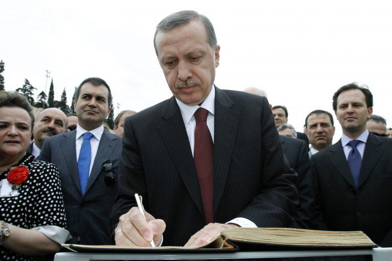 Δρούτσας: «Απαρχή νέας προσέγγισης η επίσκεψη Ερντογάν» | Newsit.gr