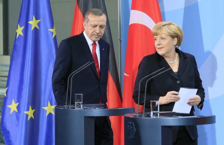 Ερντογάν: Λάθος η ένταξη της Κύπρου στην ΕΕ, μου το είπε και η Μέρκελ | Newsit.gr