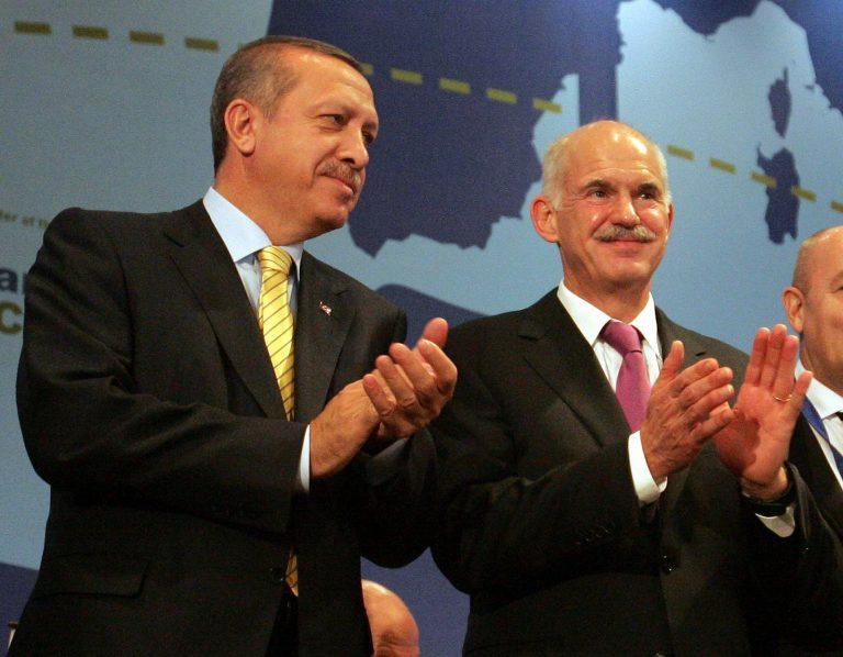 Επικοινωνία Παπανδρέου Ερντογάν λόγω έντασης | Newsit.gr