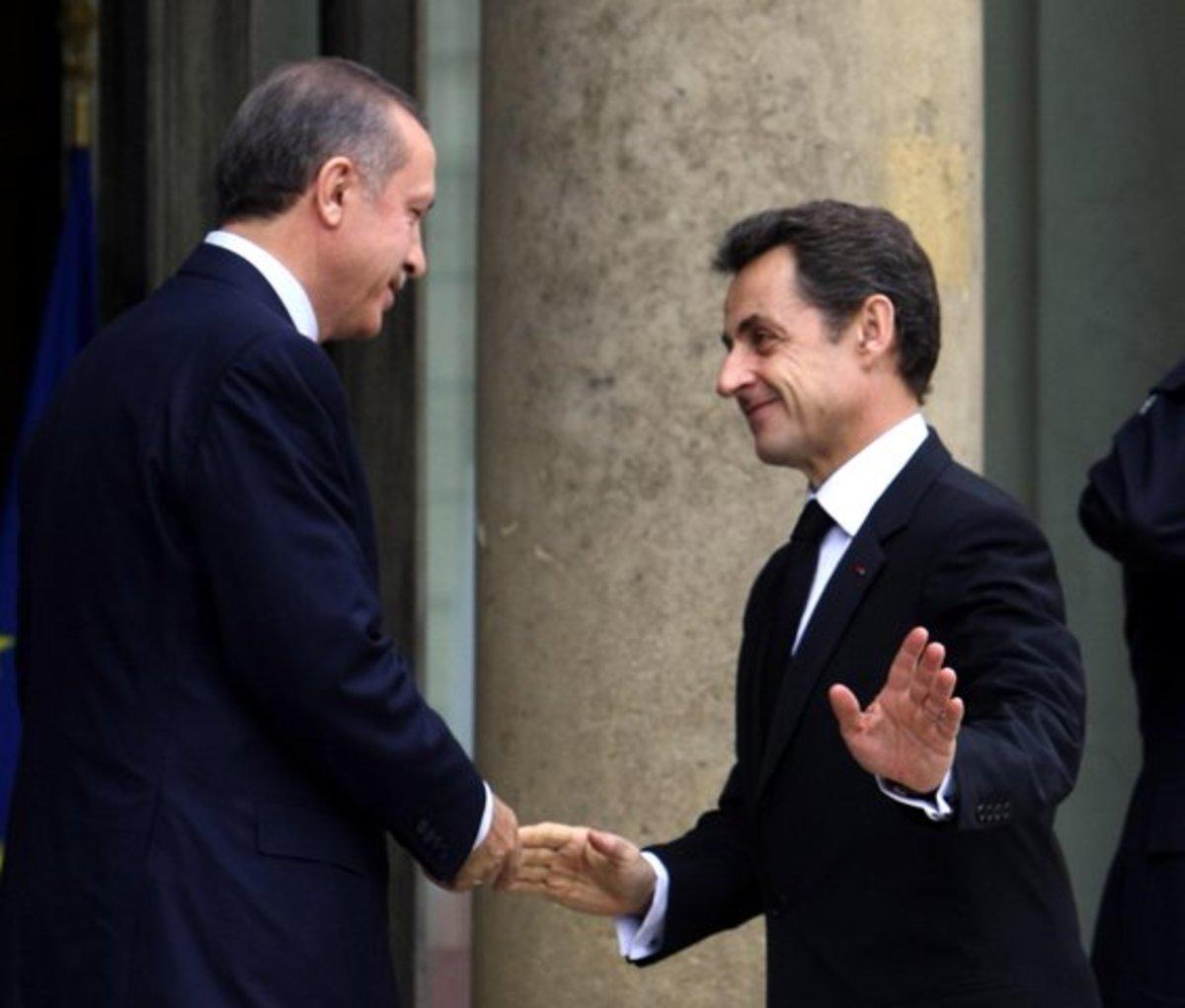 Ερντογάν : Τώρα Σαρκοζί φύγε για διακοπές! | Newsit.gr