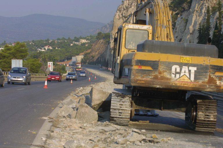 Αρκαδία: Έργα στην Κορίνθου-Τριπόλεως   Newsit.gr