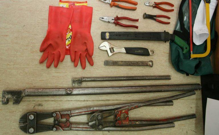 Βόλος: Άγριοι ληστές αλλά… ξεχασιάρηδες – Άφησαν πίσω τα εργαλεία τους! | Newsit.gr