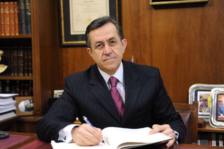 Ν.Νικολόπουλος: Παραιτούμαι γιατί η κυβέρνηση δεν επαναδιαπραγματεύεται το Μνημόνιο – Κεδίκογλου: «Δεν είναι όλοι για τα δύσκολα…» | Newsit.gr