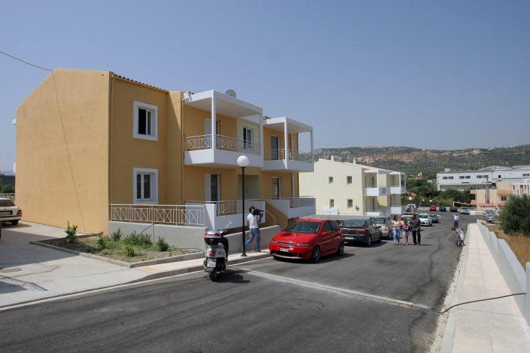 Σάμος: Η κλήρωση των εργατικών κατοικιών… | Newsit.gr