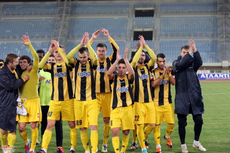 Χαμός στη Football League – Μόνος πρώτος ο Εργοτέλης | Newsit.gr