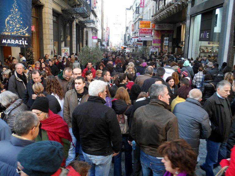 Το ΣΔΟΕ παραμονή Χριστουγέννων «σάρωσε» τους εμπορικούς δρόμους   Newsit.gr