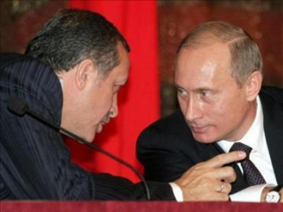 Πούτιν προς Ερντογάν: «Έστω κι ένας Τούρκος να μπει στη Συρία ,θα είναι σαν να μπαίνει στη Μόσχα» | Newsit.gr