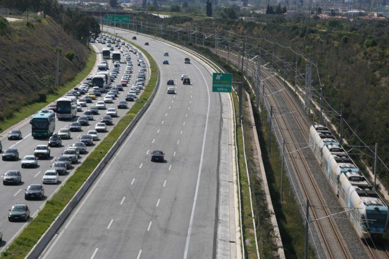 Φωκίδα: Ταλαιπωρία για τους οδηγούς στην Ε.Ο. | Newsit.gr