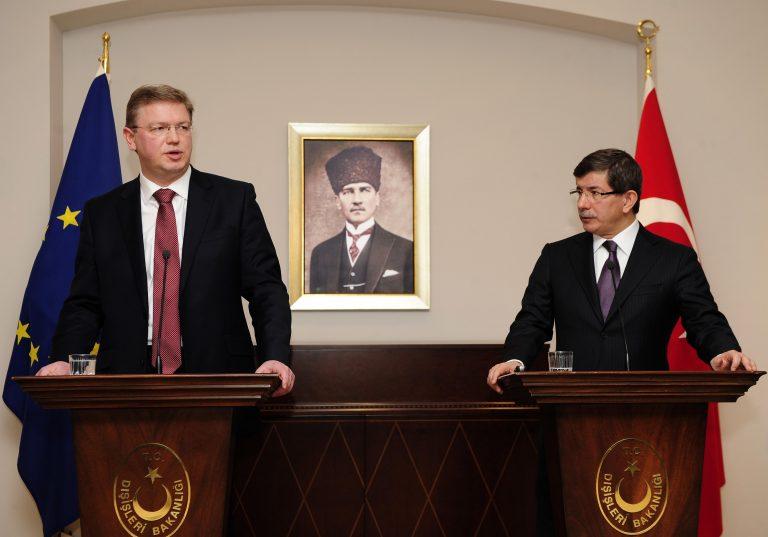 Η Τουρκία πρέπει να τηρήσει τις συμφωνίες με την ΕΕ | Newsit.gr
