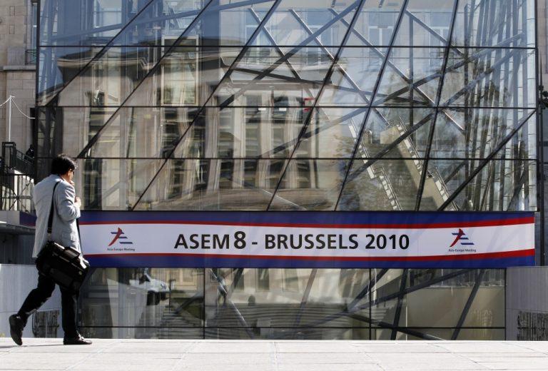 Αρχίζει η σύνοδος Ευρώπης – Ασίας   Newsit.gr