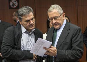 """Eurogroup: """"Πυροβολούν"""" ΝΔ – ΠΑΣΟΚ! Πιο… ήρεμο το Ποτάμι"""