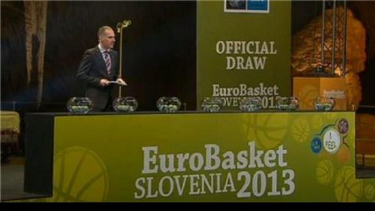 Δύσκολη κλήρωση για την Εθνική στο Ευρωμπάσκετ 2013 | Newsit.gr