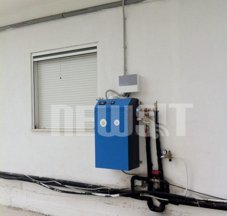 Παγκόσμια ελληνική πατέντα θέρμανσης – Καίει ρεύμα όσο μια τοστιέρα και μπαίνει ακόμη και σε μια παπουτσοθήκη! | Newsit.gr