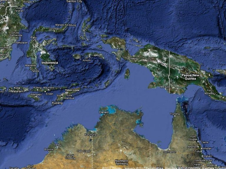 Σεισμός 6 βαθμών Ρίχτερ στην Ινδονησία | Newsit.gr