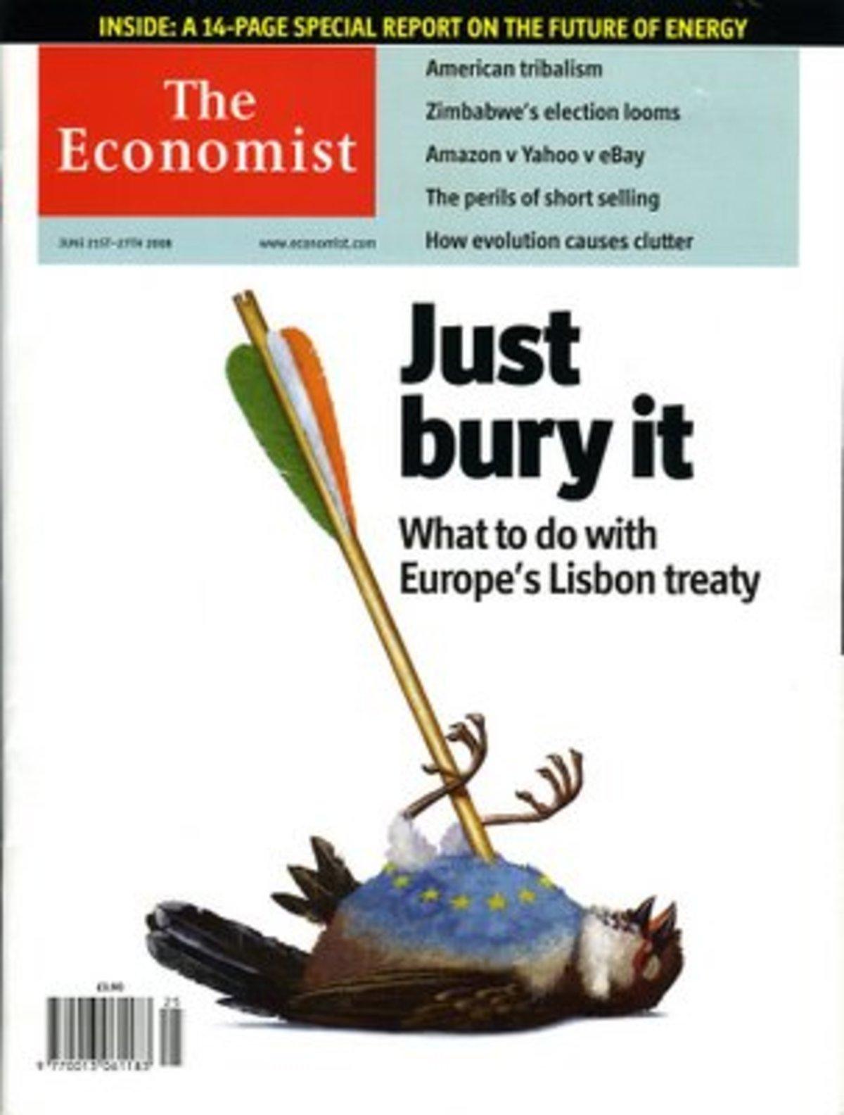 Economist :»Ελλάδα, Πορτογαλία και Ιρλανδία έχουν χρεοκοπήσει, ας το παραδεχτούν!» | Newsit.gr