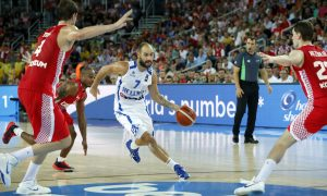 Ελλάδα – Ισπανία, Eurobasket 2015: Η Γαλλία στο πλευρό της Ελλάδας