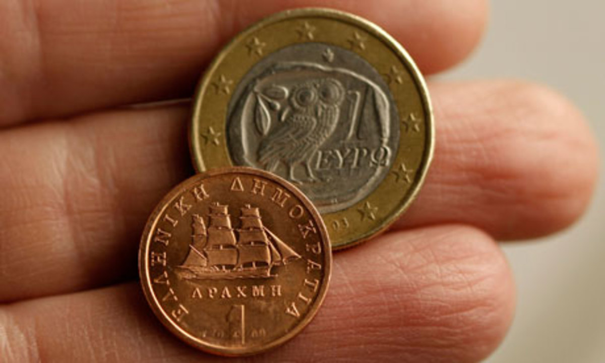 Reuters: Έτοιμη να τυπώσει δραχμές δηλώνει η μεγαλύτερη εταιρεία παραγωγής νομισμάτων! | Newsit.gr