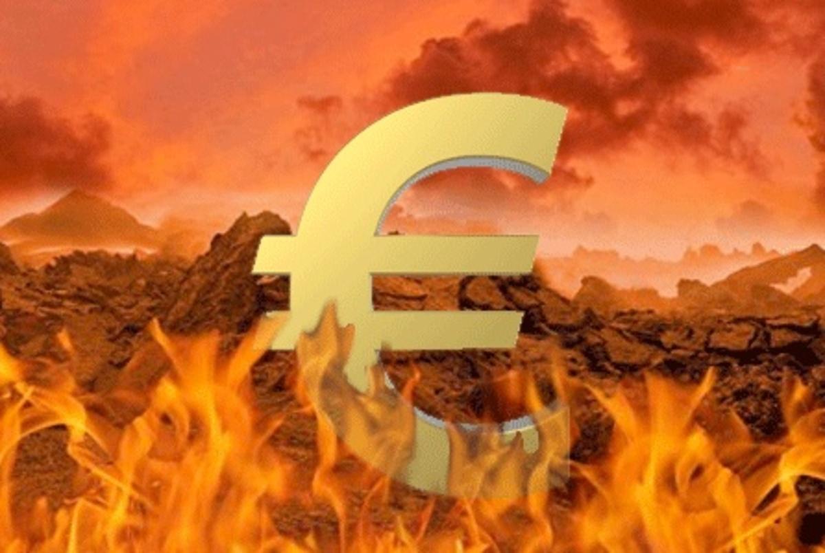 Ιστορικές στιγμές για την Ευρώπη – Το ευρώ καταρρέει και τα κράτη μέλη βρίσκουν χρήματα με επιτόκια χρεοκοπίας | Newsit.gr