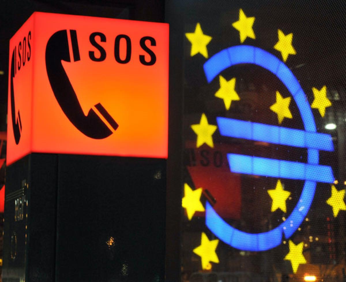 Η ευρωζώνη είναι σάπια μέχρι την καρδιά;   Newsit.gr
