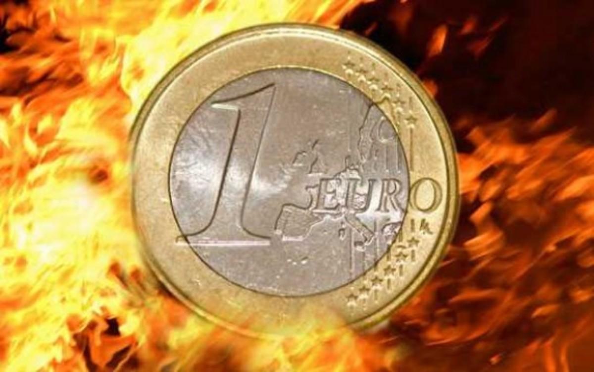 Deutsche Bank: Μόνο ο Χριστός μπορεί να σώσει την ευρωζώνη | Newsit.gr