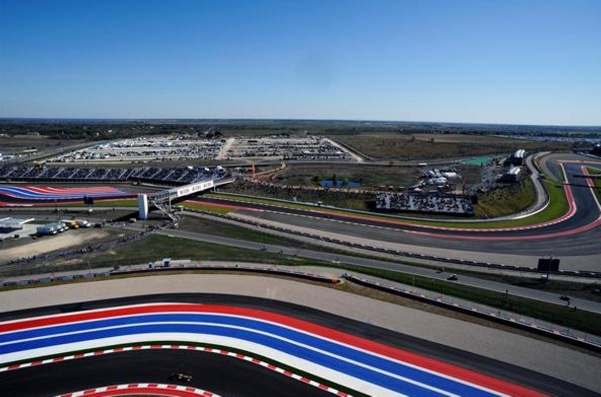 Η F1 επέστρεψε στις ΗΠΑ – Τα αποκαλυπτήρια της πίστας(ΦΩΤΟ)   Newsit.gr