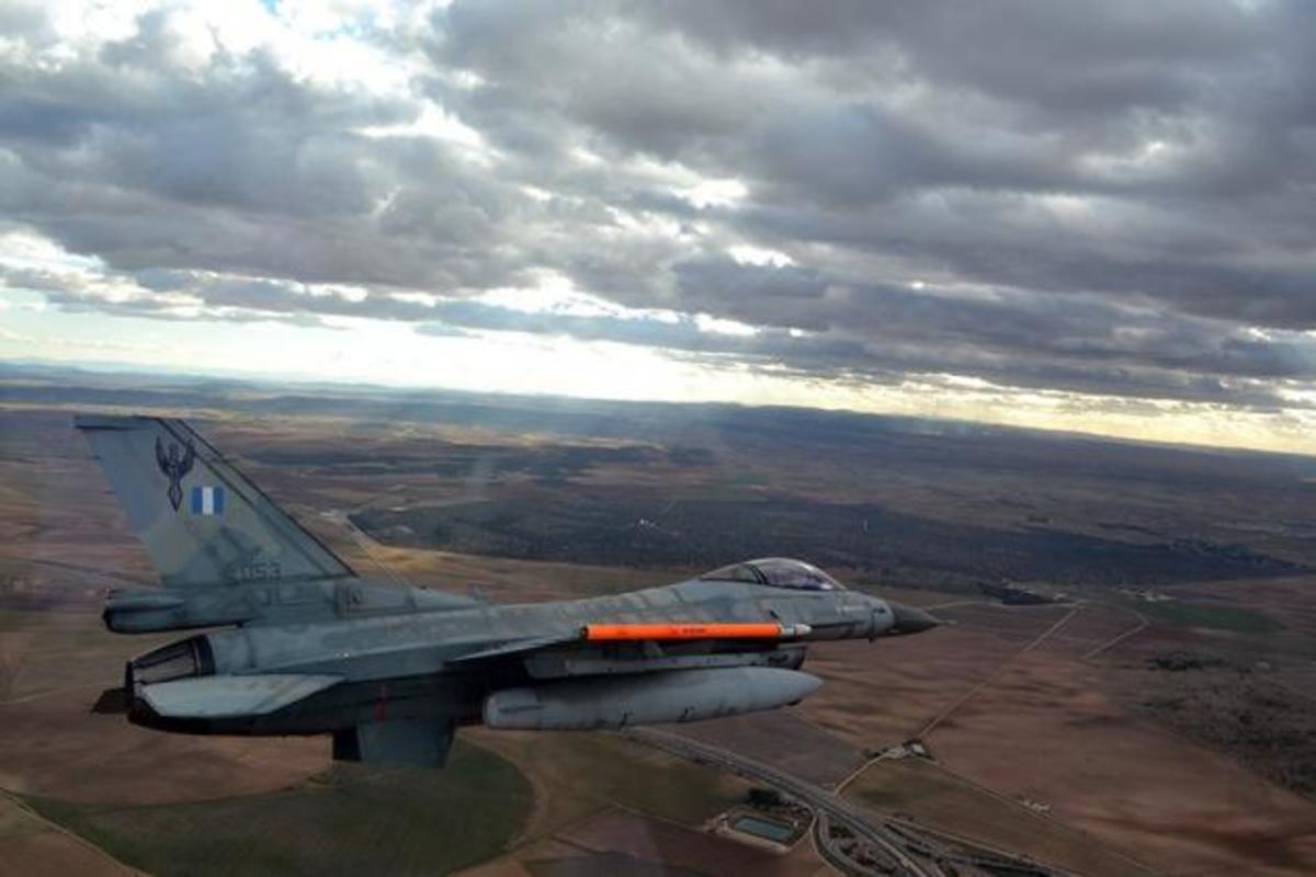 Ελληνικά F 16 στην Ισπανία | Newsit.gr