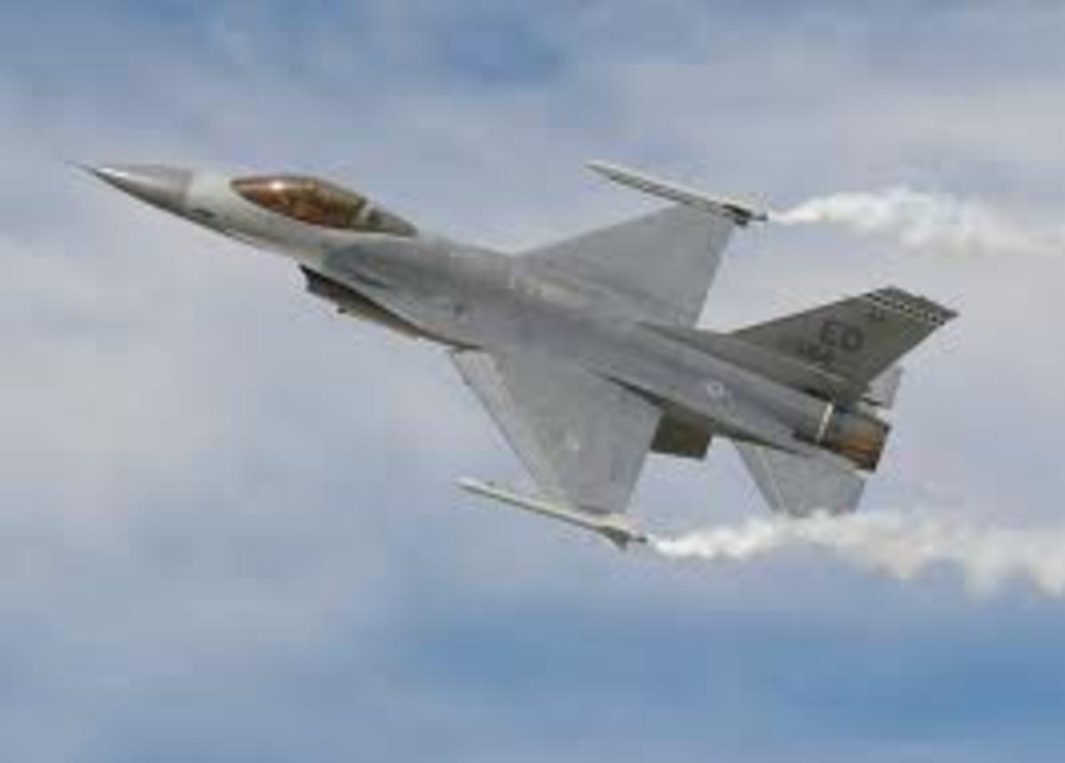 Βρέθηκε η σορός του πιλότου του αμερικανικού F16 | Newsit.gr