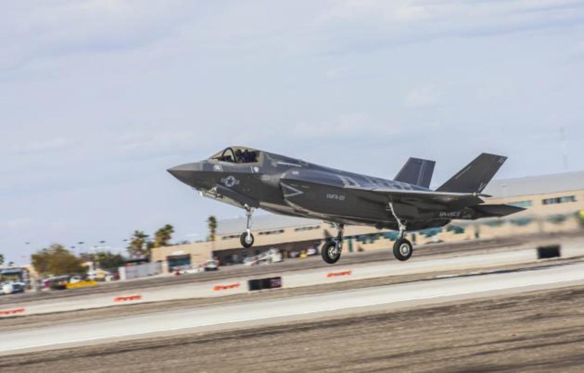 Καθηλώθηκαν -πάλι- τα F 35! Ρωγμή στον κινητήρα το νέο πρόβλημα | Newsit.gr