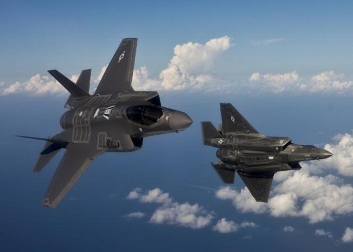 Δύο F-35 προσγειώθηκαν για πρώτη φορά στην Αυστραλία! [pic,vid] | Newsit.gr
