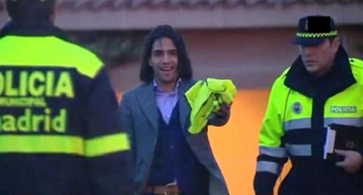 Απίθανη φάρσα – Την… πάτησε ο Φαλκάο! (VIDEO) | Newsit.gr