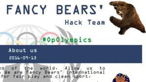 Επίθεση της ομάδας «Fancy Bear» στα ηλεκτρονικά αρχεία της IAAF