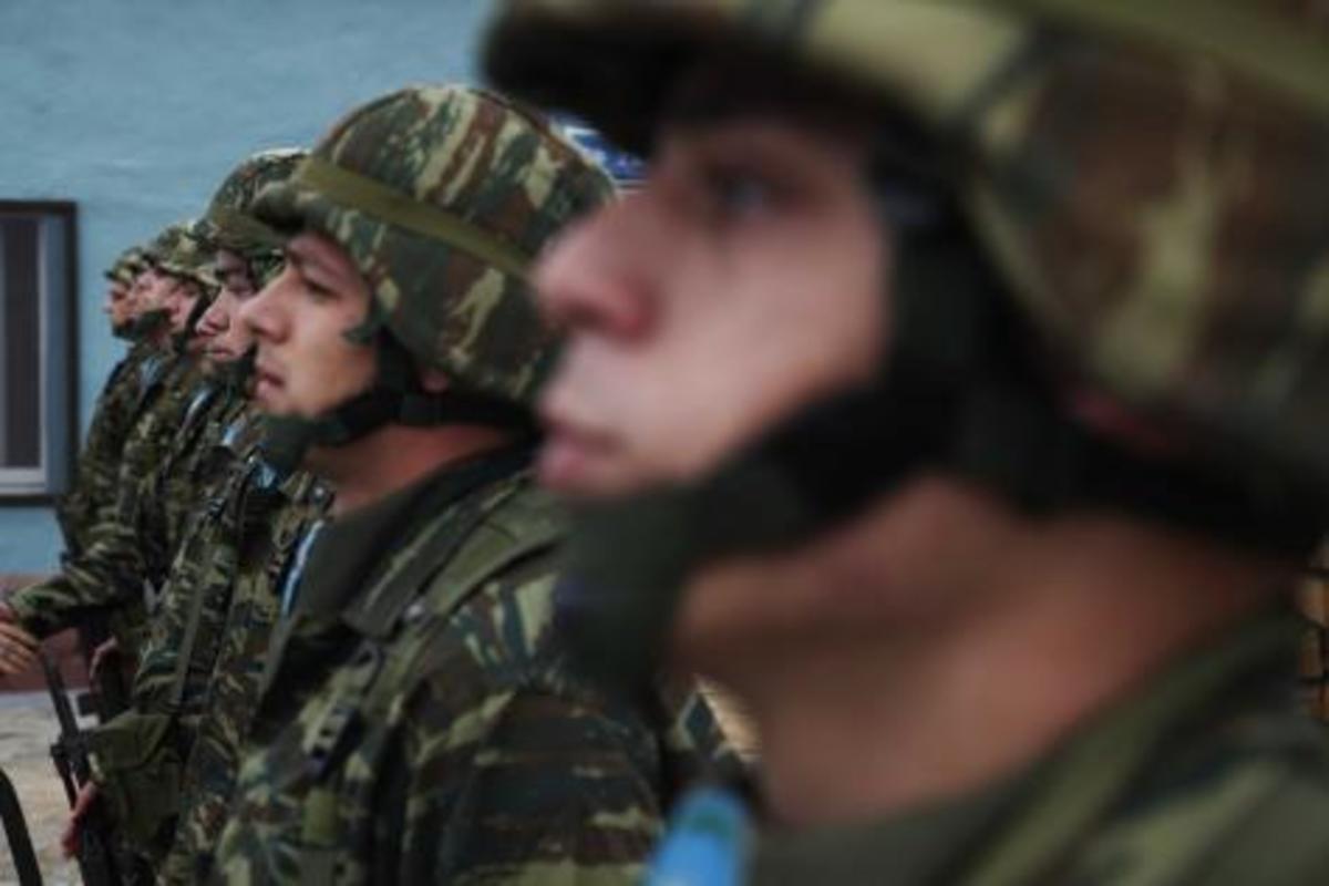 «Εκεί που σταματάει η λογική,αρχίζει ο στρατός» Συμφωνούν και τα στελέχη των ΕΔ! Διαβάστε γιατί | Newsit.gr