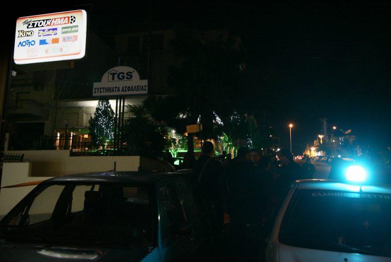Εισβολή ενόπλων στο Terra Petra | Newsit.gr