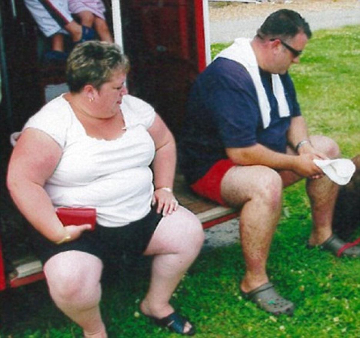Έχασαν 136 κιλά για να μην κοροϊδεύουν τα παιδιά τους   Newsit.gr