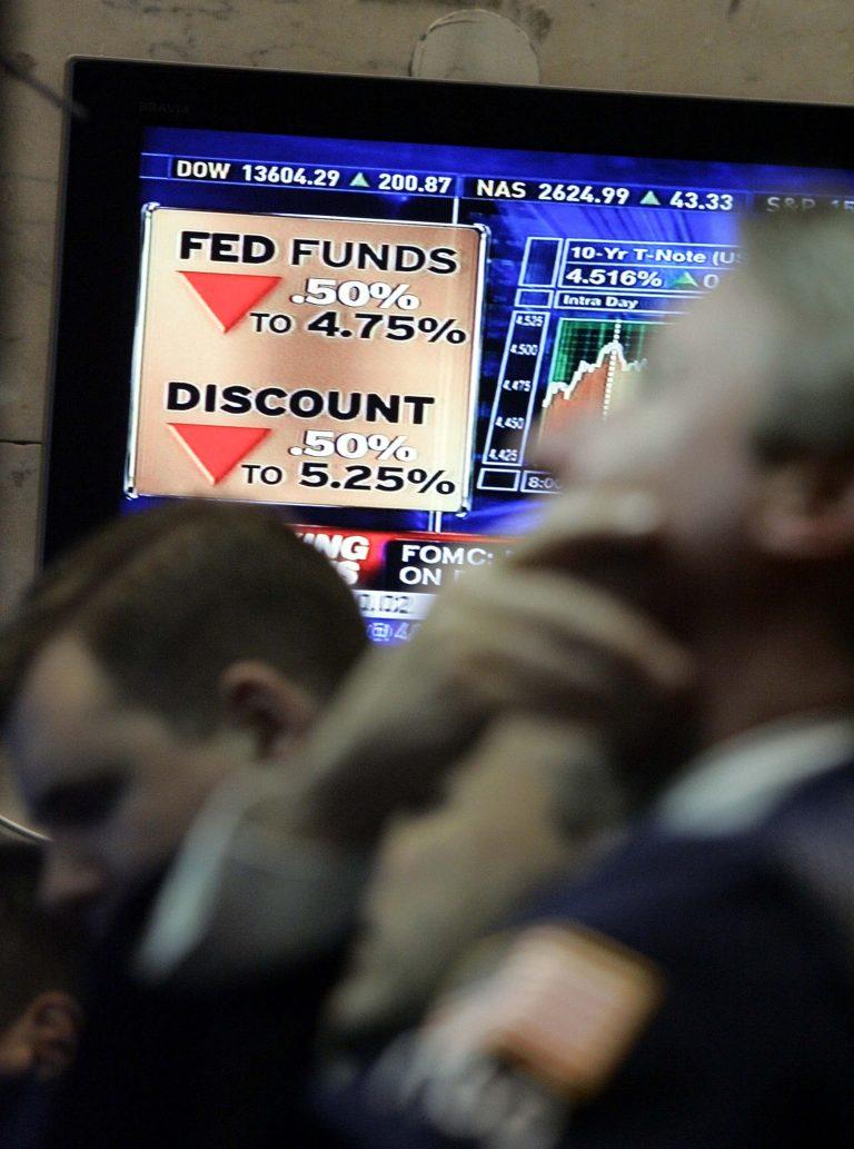FED: Δυσοίωνες προβλέψεις για την ανάπτυξη των ΗΠΑ | Newsit.gr